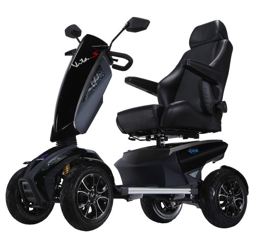 Vita S Model S12S Mobility Scooter by HeartWay USA